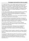 Miele K 34683 iDF - Mode d'emploi et instructions de montage - Page 7