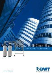 ELITE Casa Plus - Prospekt - CHRIST AQUA AG