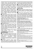 KitchenAid S 12 A1 D/I - S 12 A1 D/I CS (F093708) Health and safety - Page 2