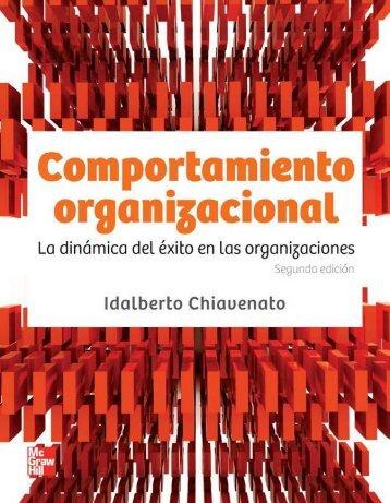 Comportamiento-Organizacional-Idalberto-Chiavenato-McGrawhill-2da-Edicion