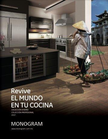 CATALOGO MONOGRAM 2017