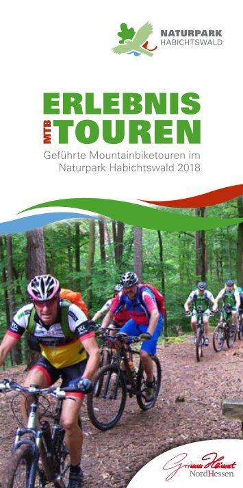 Mountainbike-Broschüre