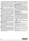 KitchenAid S 12 A1 D/I - S 12 A1 D/I NO (F093708) Health and safety - Page 2
