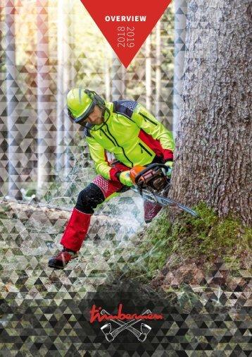 Timbermen Katalog 2018