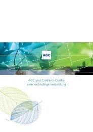 AGC und Cradle to Cradle: eine nachhaltige ... - YourGlass.com