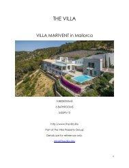 Villa Marivent - Mallorca