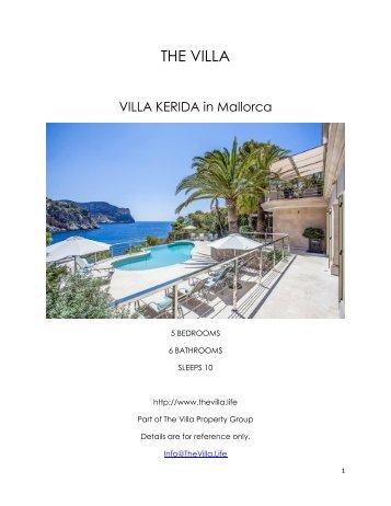 Villa Kerida - Mallorca
