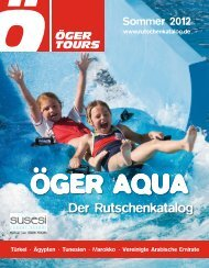 OEGER AquaRutschenkatalog So12