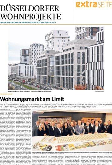 Düsseldorfer Wohnprojekte  -13.04.2018-