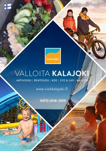 Valloita Kalajoki - INFO 2018-2019 - suomi