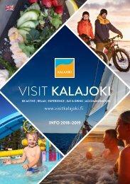 Visit Kalajoki - INFO 2018-2019 - english