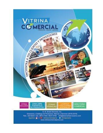 Vitrina Comercial Panama