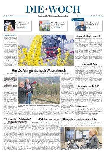 Konzer Woch 14.04.2018