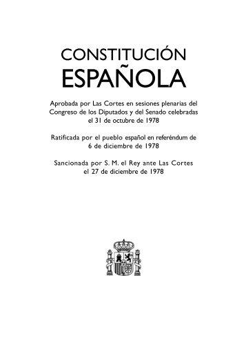 ConstitucionCASTELLANO