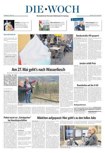 Saarburger Woch 14.04.2018