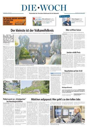 Eifel Woch 14.04.2018