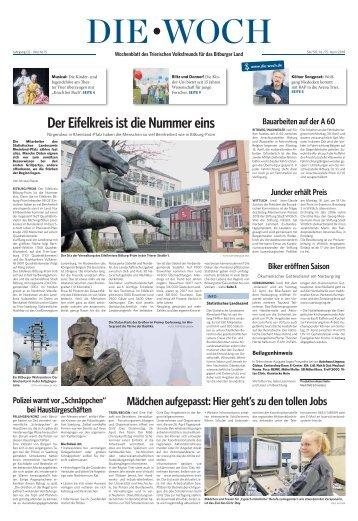 Bitburger Woch 14.04.2018