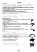 KitchenAid JC 212 BL - JC 212 BL DE (858721201490) Istruzioni per l'Uso - Page 6