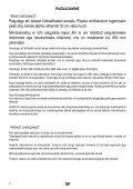 KitchenAid JC 212 BL - JC 212 BL ET (858721201490) Istruzioni per l'Uso - Page 2