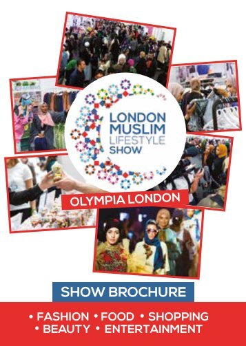 Showguide - London Muslim Lifestyle Show 2018