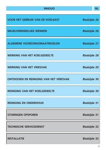 KitchenAid 900 244 50 - 900 244 50 NL (853970201030) Istruzioni per l'Uso