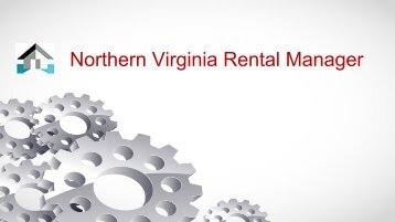 Northern Virginia Rental Manager