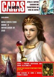 Revista CARAS da Grécia