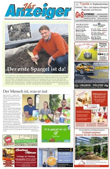 Ihr Anzeiger Bad Bramstedt 15 2018