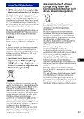 Sony DSC-W270 - DSC-W270 Consignes d'utilisation Grec - Page 3