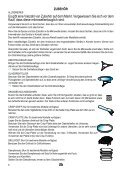 KitchenAid JC 218 WH - JC 218 WH DE (858721899290) Istruzioni per l'Uso - Page 6