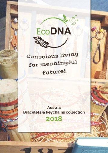 Austria Bracelets and keychains catalog