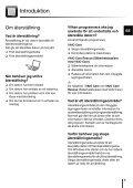 Sony VPCF13S1E - VPCF13S1E Guide de dépannage Danois - Page 5