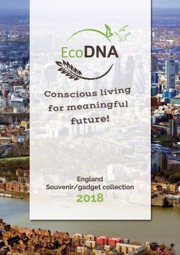 England Souvenirs Gadgets catalog