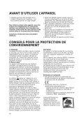 KitchenAid 911.2.12 - 911.2.12 FR (855162716000) Istruzioni per l'Uso - Page 2