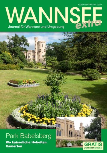 Wannsee extra AUG/SEP 2017