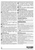 KitchenAid UC 81 - UC 81 NO (850385515000) Health and safety - Page 2