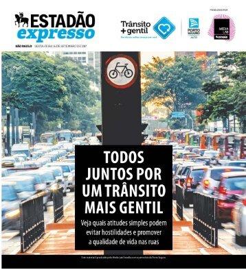 Estadão Expresso - Edição de 15.09.2017