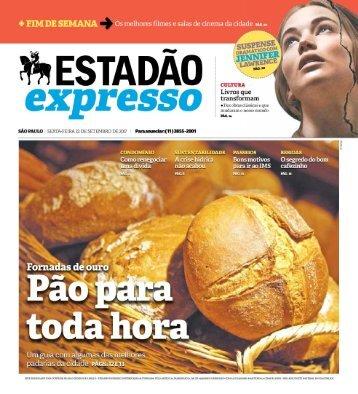Estadão Expresso - Edição de 22.09.2017