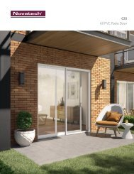 630 - All PVC Patio Door