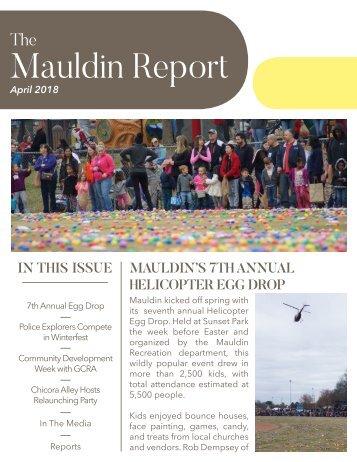 April 2018 Mauldin Report