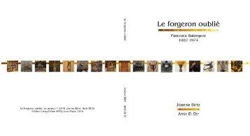 Joanne Birtz - Le Forgeron oublié