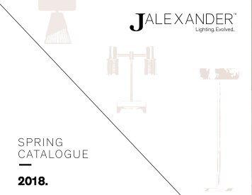 JAlexanderCatalogue2018
