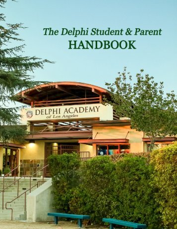 Parent Handbook 2018 Digital