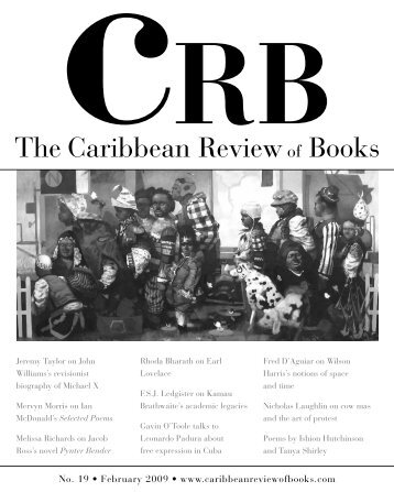 The Caribbean Review of Books (New vol. 1, no. 19, February 2009)