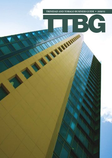 The Trinidad & Tobago Business Guide (TTBG, 2009-10)