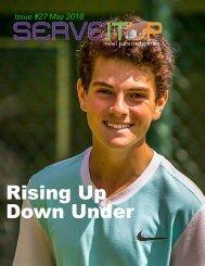 Serveitup Tennis Magazine #27