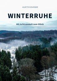 Winterruhe - Bildband