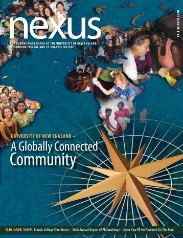 Community - University of New England