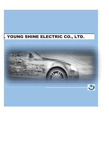YOUNG SHINE COMPRESSORS 2018