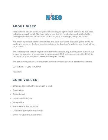 Ni SEO Company - #1 Digital Marketing Agency